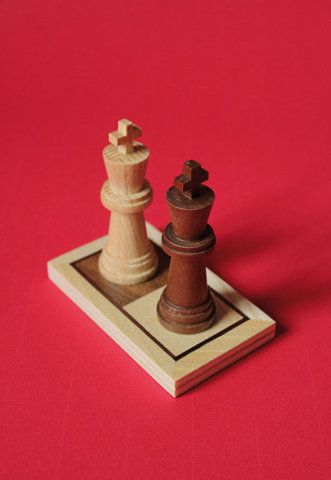 The ultimate stalemate, I love the conceptual and aesthetic value of this! #chessisthebestgame