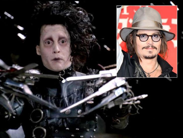 edward scissorhands cast - Google Search
