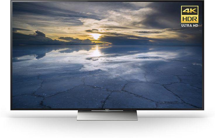Crutchfield: Sony 2016 4K Ultra HD TVs