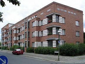 Siedlung Schillerpark – Wikipedia