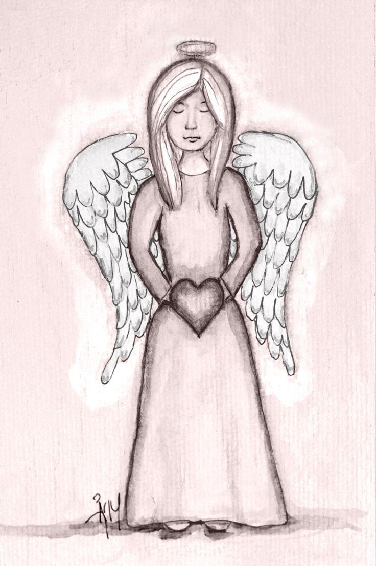 Guardian angel by Angelart