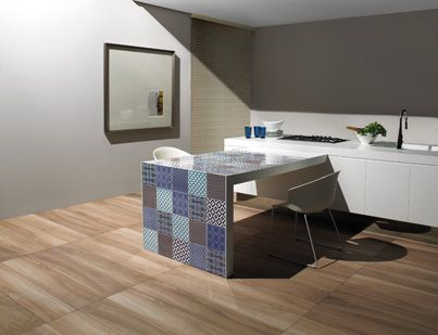 Bring an open space to life with innovative tile designs! Come in to your nearest Elegance Tiles store and we'll show you how.