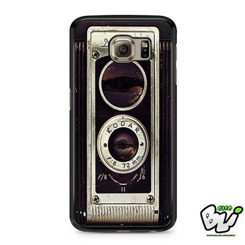 Classic Camera Samsung Galaxy S7 Case