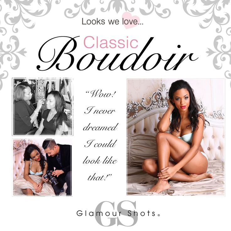 """Boudoir could be that """"different thing"""" you have been waiting for... You won't know until you try. 