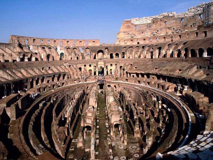 Mais um passeio para sua lista de imperdíveis em #Roma:  Coliseu sem filas.
