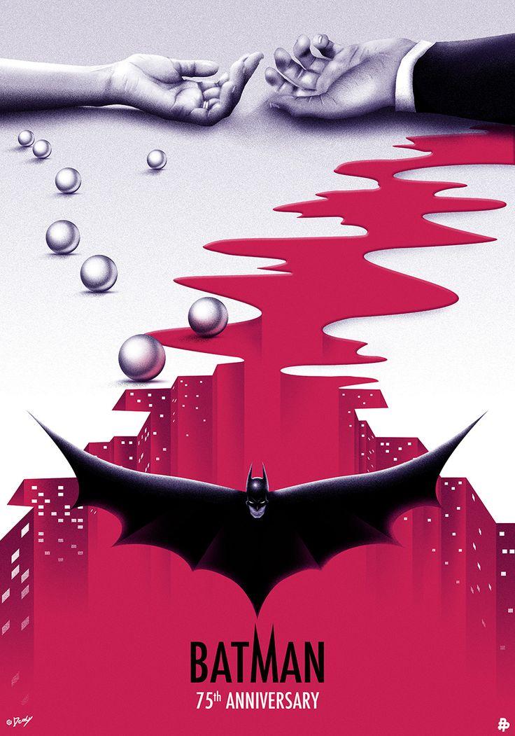 Batman 75th Anniversary