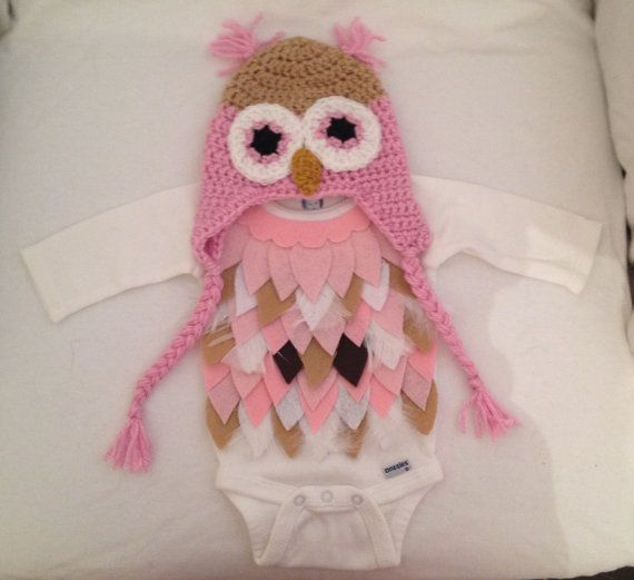 Baby Owl Costume! https://www.etsy.com/listing/165638048/baby-owl-costume