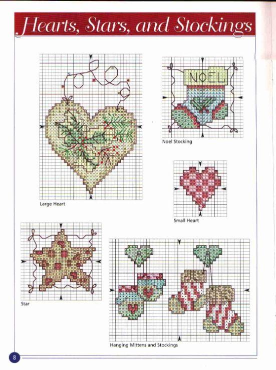 Gallery.ru / Фото #21 - 101 Christmas XS Designs - natalytretyak