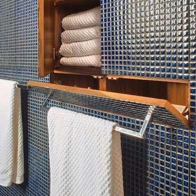 Towel Bar Handle