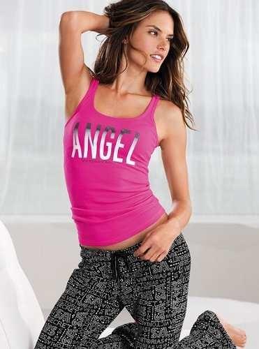 Divino Pijama Victorias Secret