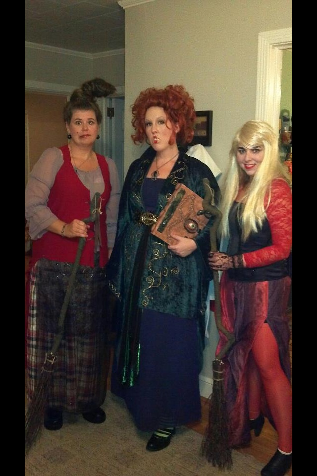 Hocus Pocus Witches Makes Me Grin Halloween