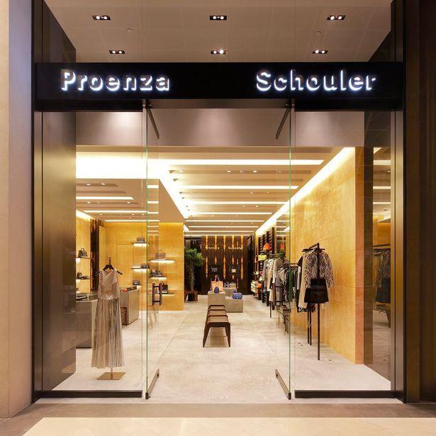PROENZA SCHOULER   Uli Wagner LLC   Archinect