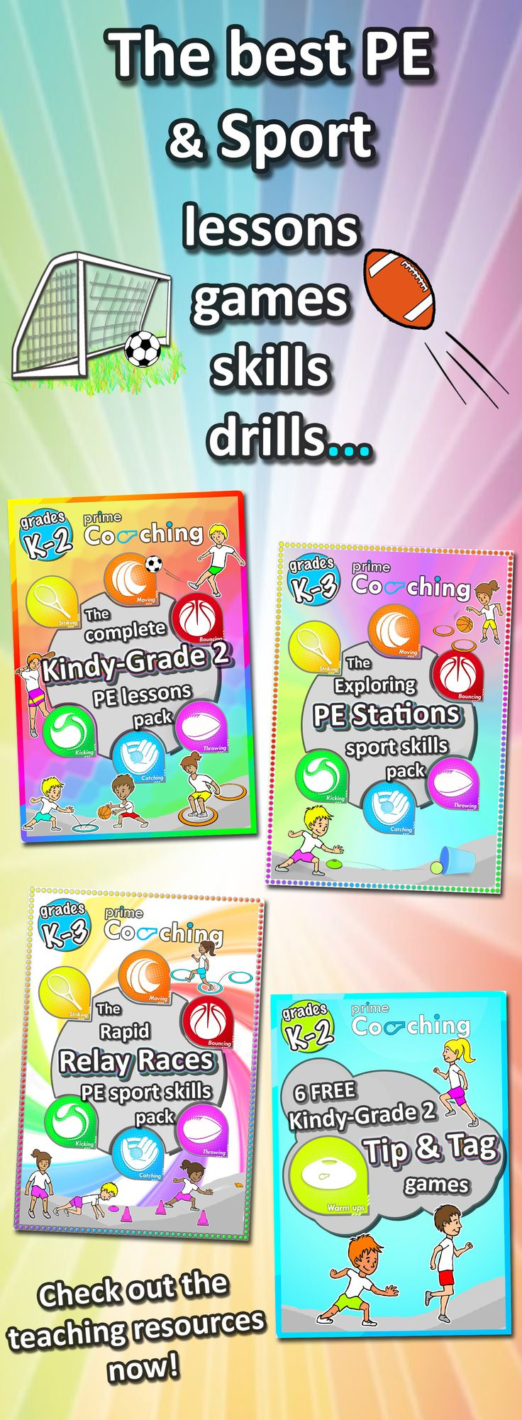 Tag/lesson plans - Pe Games Resources Skills Sport Kids Elementary School Lesson Plans