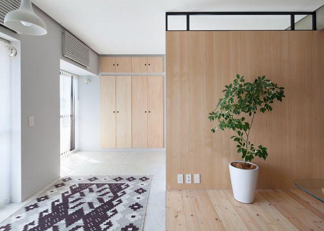 DESAIN APARTEMEN BERGAYA MINIMALIS MODERN ALA JEPANG - Rumah dan Arsitektur | Kumpulan Gambar Desain Rumah dan Arsitektur Terbaik Dan Terbaru