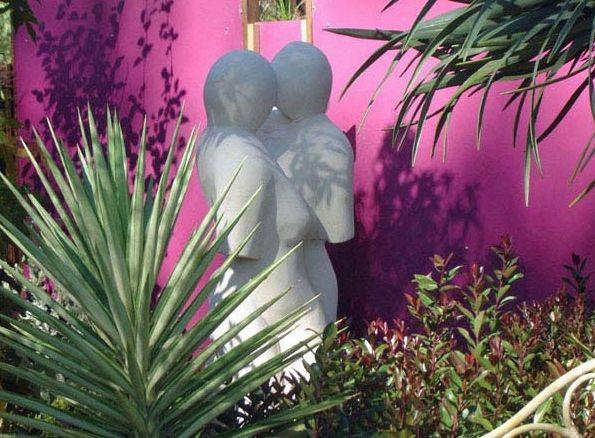Statues #Garden #GardenDecor #Bali #StoneStatue #BaliStatues