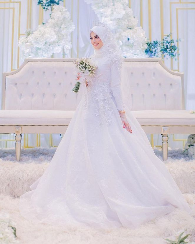 47 A Deadly Mistake Uncovered On Malay Wedding Dress Hijab Muslim And How To Avo Muslimah Wedding Dress Muslim Wedding Dresses Muslim Wedding Dress Hijab Bride