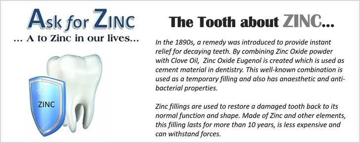 #The Tooth about Zinc - India Education Diary: India Education Diary The Tooth about Zinc India Education Diary While Zinc is present in…