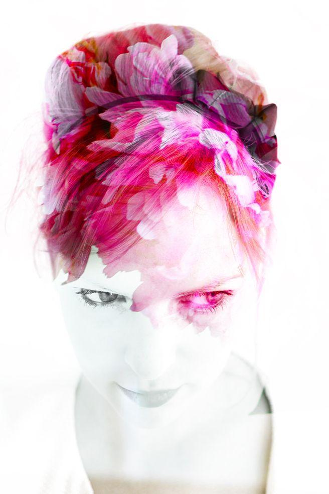 Lana Red Studio: Double Exposure Photography DIY