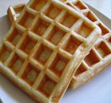 Recette gaufres : une recette simple à préparer, rapide et gourmande déposée par Jeanine.
