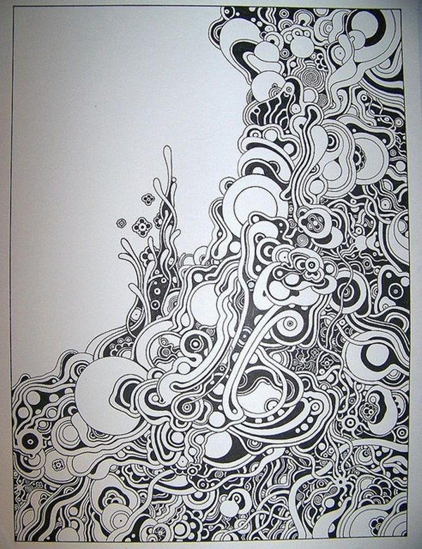 abstract doodles - Google Search