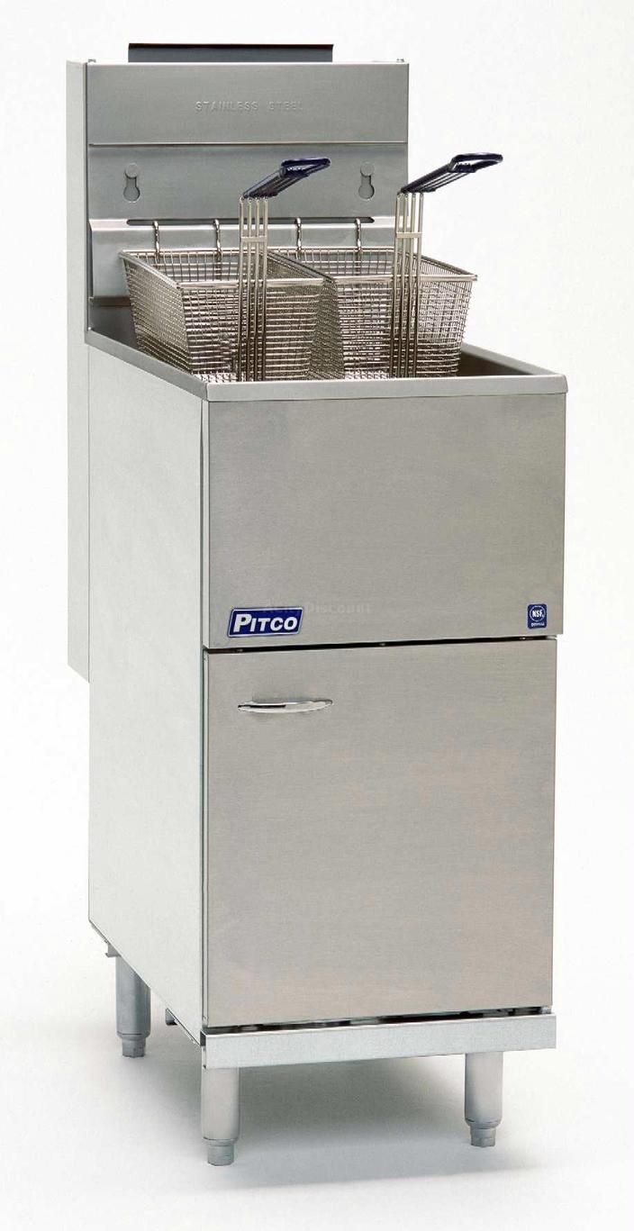 Famous for their fryers quality, Pitco has been a leader in researching, designing, & delivering new ideas for fryers.