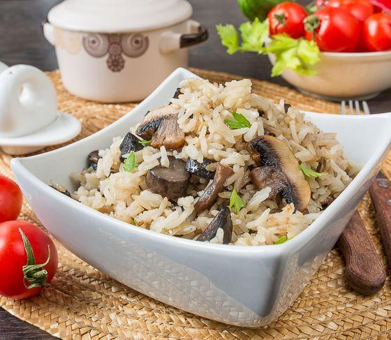 Продолжаю калейдоскоп постных блюд. Добавляю еще один рецепт блюда из риса.