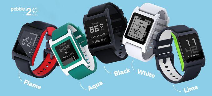 Like it | Pebble 2, Time 2 + All-New Pebble Core by Pebble Technology — Kickstarter