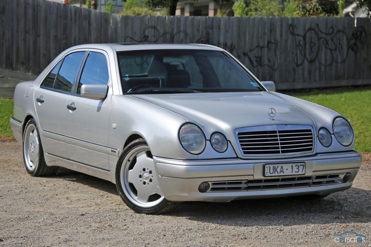 1996 MERCEDES E36 W210 AMG... Or Supercharged kickarse 6 built like a tank? So many choices, no little time