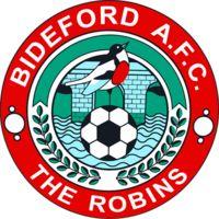 1947, Bideford A.F.C. (England) #BidefordAFC #England #UnitedKingdom (L16668)