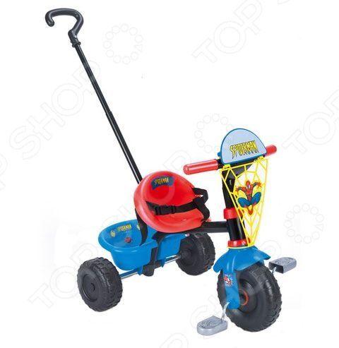 Велосипед детский 3-х колесный Smoby 444138 I купить в интернет-магазине TOP SHOP. Велосипед детский 3-х колесный Smoby 444138 I отзывы, видео и фото на сайте Топ шоп