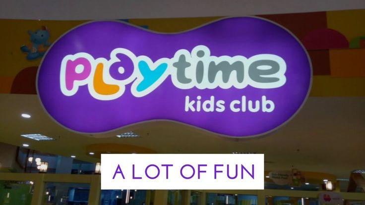 A Lot of Fun at Playtime Kids Club, AEON Mall, BSD City, Indonesia