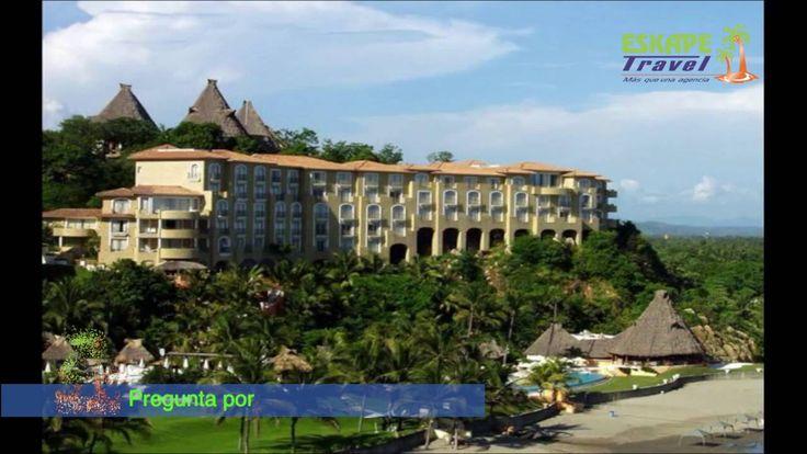 Eskape Travel Hotel Quinta Real Acapulco