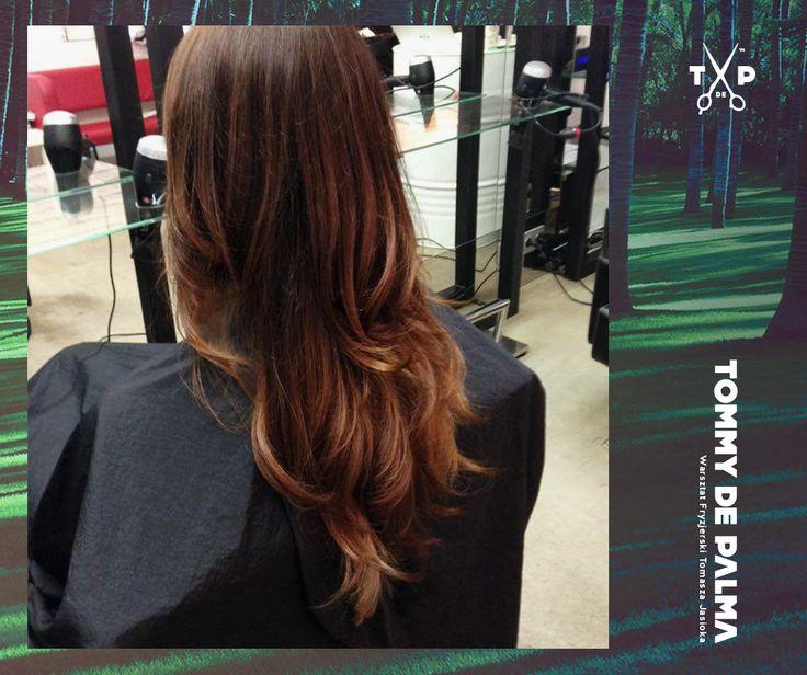 #TommyDePalma #hairdresser #Kraków #Cracow #Polska #Poland #haircut #hairstylist #hairstyle #hairs #darhair