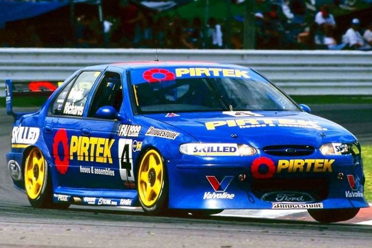 1998 - No.4 Ford Falcon EL - Jason Bright, Steven Richards (Australia 1000 Race for V8 Supercars)