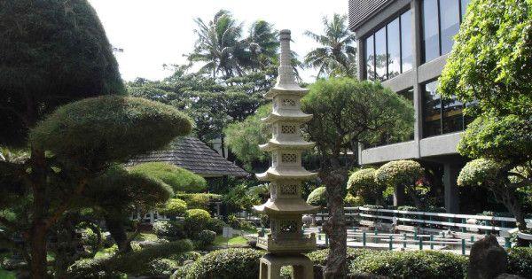 Honolulu International Airport Cultural Gardens - A Respite Between Flights