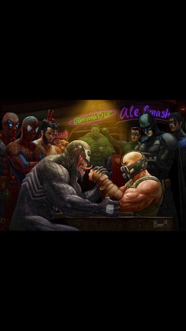 Marvel vs DC: ¿quién hace más dinero?