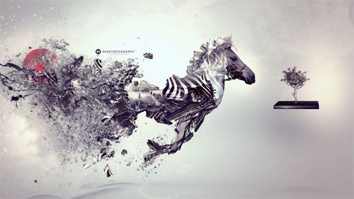 Desktopography Magnus 2010