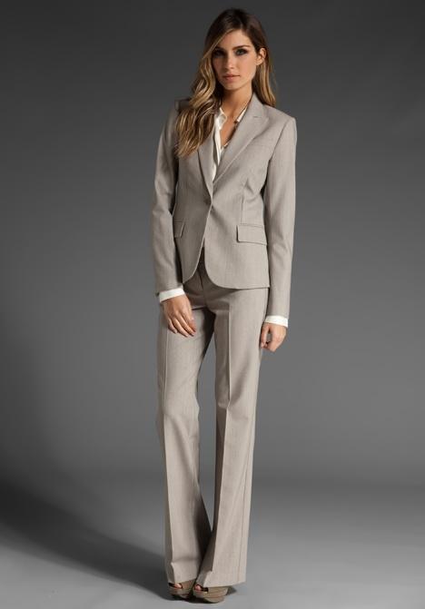 12 best Suit Style images on Pinterest | Women's suits, Business ...