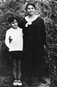 Georges et sa maman