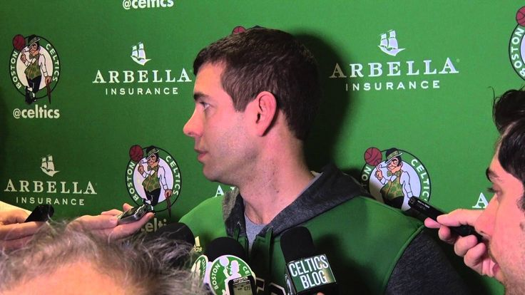 Brad Stevens on Impact of Missing Kelly Olynyk & Matching Up with Greg M...