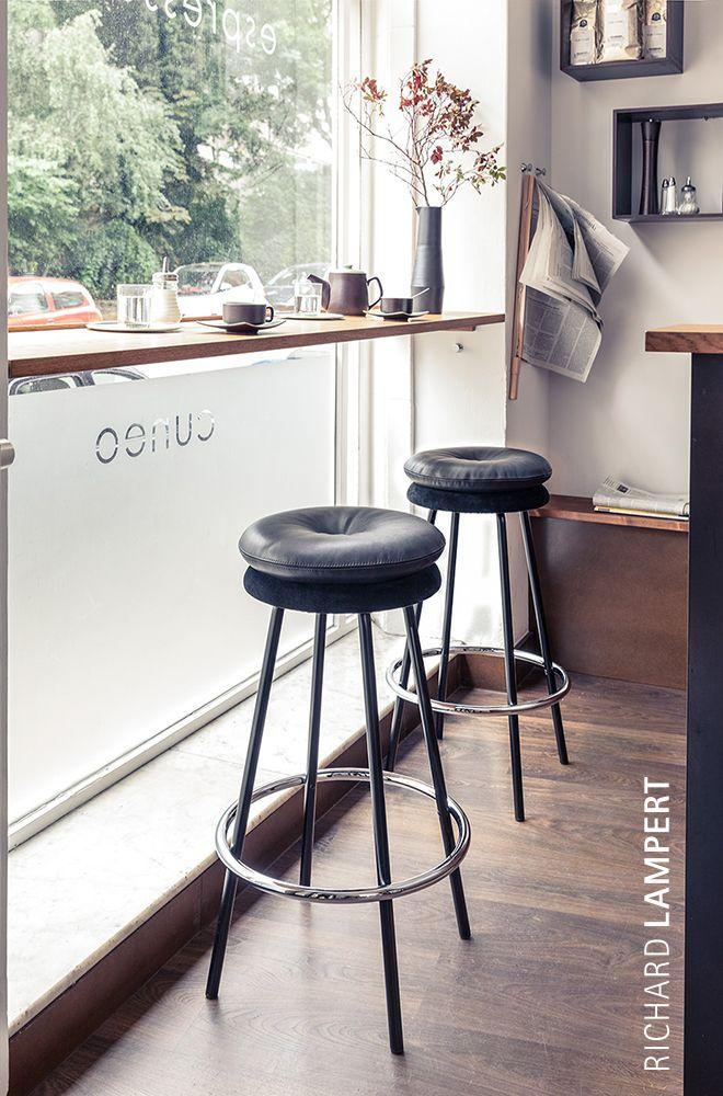 barstool ›Big Tom‹ by Alexander Seifried #home #kitchen #bar #restaurant #lampert