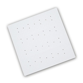 anti-bac rubber shower mat - white £ 8.95 non slip shower mat - made from rubber with an anti-bacterial coating size: 54 x 54cm