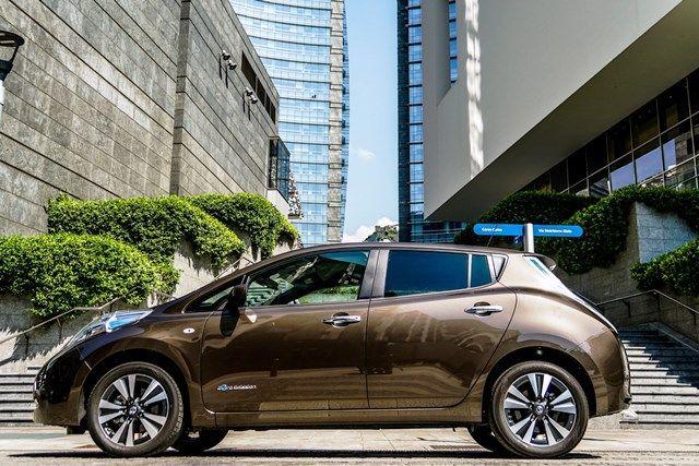 Nissan Leaf: Bilder, Preis, Reichweite und Tests