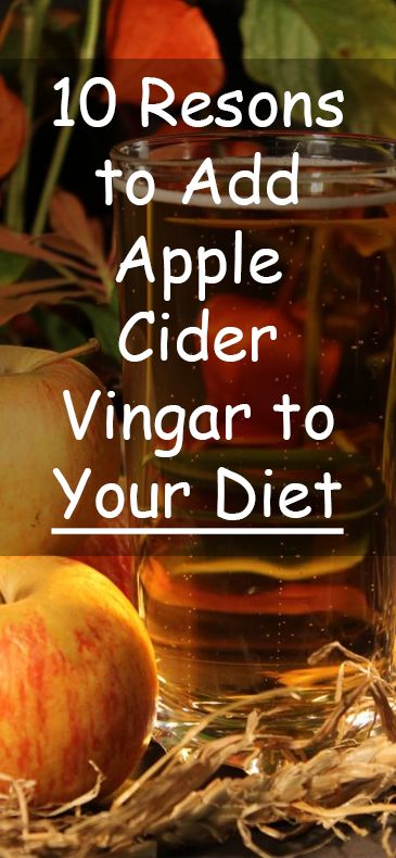Many people have a bottle of apple cider vinegar (ACV) somewhere in the kitchen. Chefs add it sparingly to enhance the flavor of certain dishes or as a salad dressing. They may start using it a bit more if they knew how beneficial this sour-tasting liquid actually is.