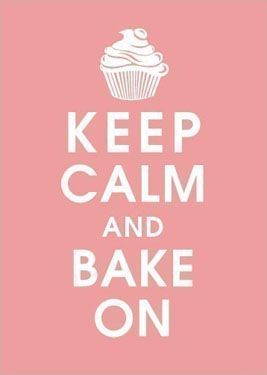 ..and bake on!