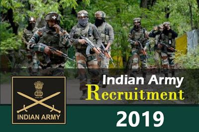 Indian Army Recruitment Various NCC Posts Apply Now