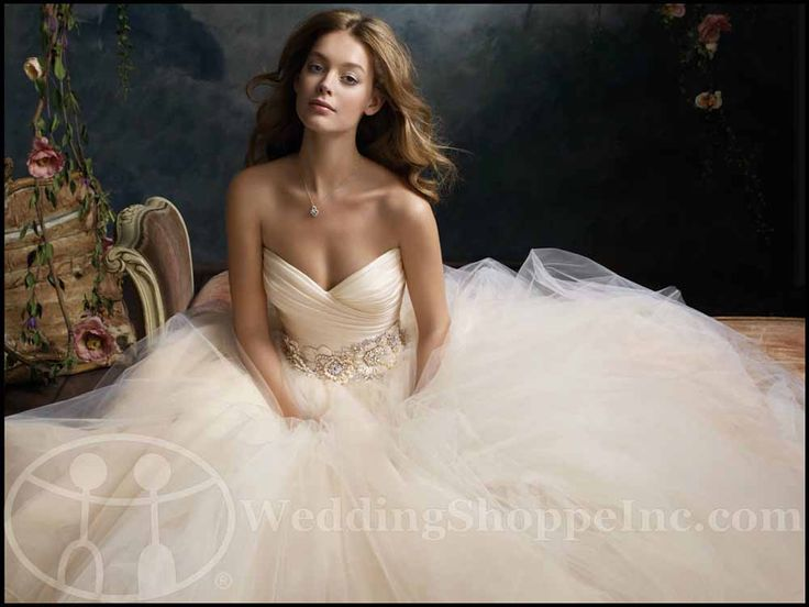 My Wedding Chat » Blog Archive Find Your Pink or Blush Colored Wedding Gown at Wedding Shoppe Inc. today