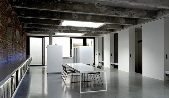 LOFT in Turin |  UdA architects