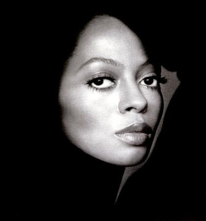 Diana Ross photographed by Victor Skrebneski.