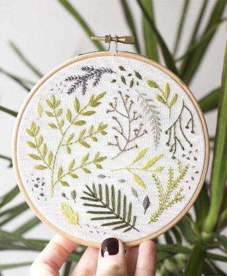 Easy DIY: How to Embroider   DIY   Embroider